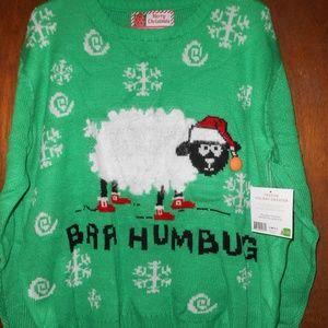 Festive Holiday Sweater
